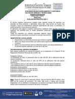 Evaluación Practica LOGISTICA INTERNACIONAL 2021-1