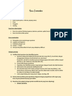 Gross Examination Resume