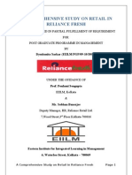 Reliance fresh-Customer Satisfaction