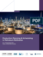 Production-Planning-Scheduling-in-Petroleum-Refineries