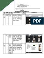 laporan kegiatan kursus mingguan smk pgri 4