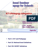 ICT Pedagogy Integration