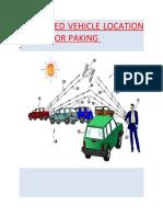 vehicle location finder