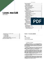 Cours Matlab Universite de Nantes