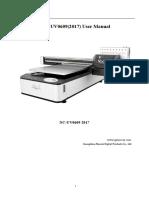 NC-UV0609 2017 User Manual