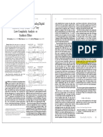 Research paper on multirate signal processing