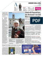 Corriere della Sera Roma 25 Marzo 2021