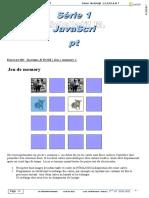 serie 1 2 3 4 5 6 JavaScript 3 STI 2021