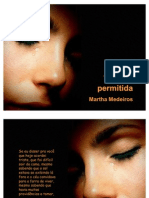 705 - A tristeza permitida - MarthaMedeiros