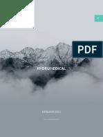 Catálogo Hydrumedical 2021