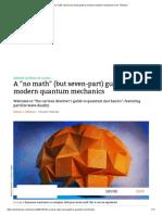 "A ""no math"" (but seven-part) guide to modern quantum mechanics _ Ars Technica-1"