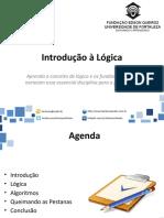 Módulo 01 - Introdução à Lógica