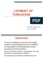 Treatment of Furcation