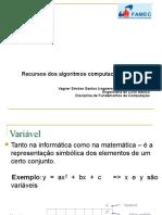 Algoritmo em Linguagem C