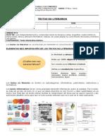 GUÍA .Clase 6. Texto Informativo- Noticia(1)