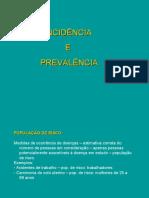 Incid  Preval