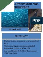 Aquatic Environment and Biodiversity