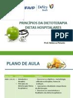 01. Dietas hospitalares