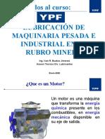 LUBRICACION DE MAQUINARIA PESADA  E INDUSTRIAL EN EL RUBRO MINERO