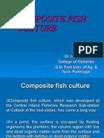 Composite Fish Culture