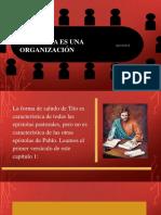 CLASE 2 LA IGLESIA ES UNA ORGANIZACIÓN (1)