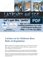Fort Greely FMWR - Latrines on Ice