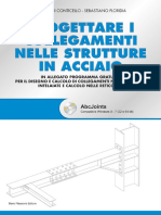 Collegamenti Strutture in Acciaio 9788857903644