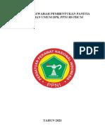 Hasil Musyawarah Pembentukan Panitia Pemilihan Umum Dpk Ppni Rs Phcm