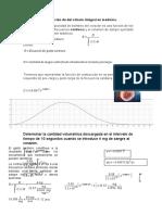 Aplicación de del cálculo integral en medicina