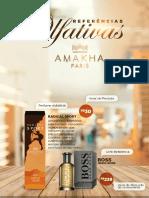 Referências Olfativas - Amakha Paris