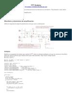 FFT Arduino