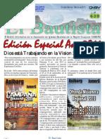 AÑO 14 EDICIÓN ESPECIAL ANA 2011