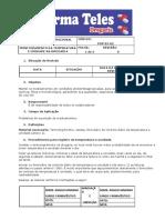 POP 03-02 Monitoramento de Temperatura e Umidade