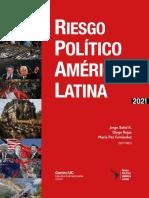 Riesgo Políticos Ameìrica Latina 2021