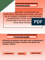 SLIDES COMUNICAÇÃO1