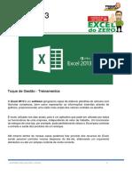 Apostila Básica_Excel_2013 - Toque de Gestão