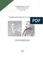 OVO E RAÇA NA FORMAÇÃO DA NAÇÃO  Um debate entre Manoel Bomfim e Silvio Romero. Dissertação de mestrado. Unesp. 2006.
