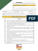 II SIMULADO DA POLÍCIA MILITAR - II SIMULADO PLANTÃO PMPE