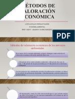 LochiSteph-Métodos de valoración económica.