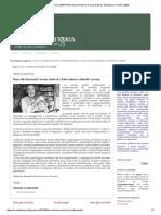 SCUOLA LIBERTARIA_ Marcello Bernardi_ Brano Tratto Da 'Educazione e Libertà' (2009)