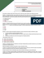 AV1 - Fundações -Gabarito - Questionario