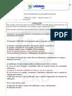 Desenho técnico avaliação 02