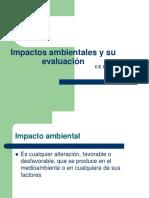 Myslide.es Unidad 11 Impactos Ambientales y Su Evaluacion