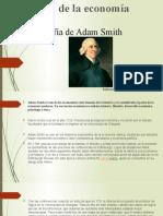 Biografía de Adam Smith