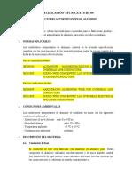 ESPECIFICACIÓN TÉCNICA ETS-RS-04