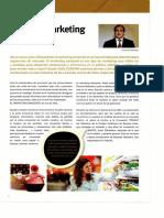 ¿Qué es es Marketing Sensorial?