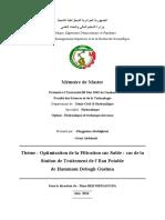 Optimisation de la Filtration sur Sable.pdf