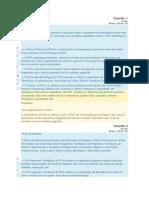Planejamento Estratégico para Organizações Públicas - Módulo 6