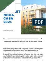 Program Noua Casa 2021