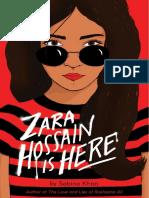 Zara Hossain Excerpt